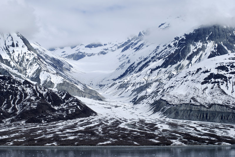 Download Glacier Bay Valley Royalty Free Stock Photos - Image: 2778418