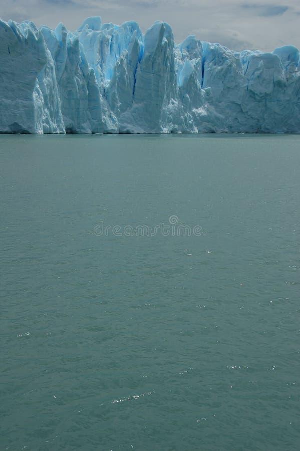Glacier de fonte photos libres de droits