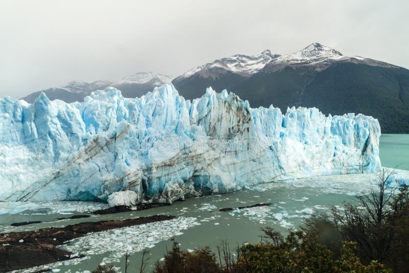 Glacier de Perito Moreno images stock