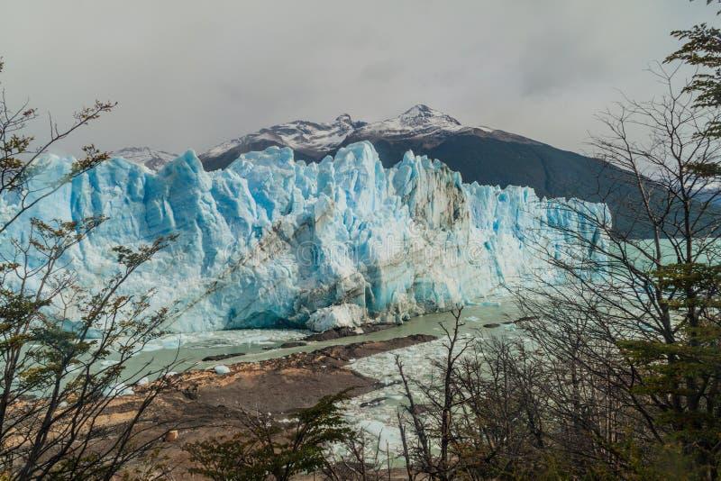 Glacier de Perito Moreno photo stock