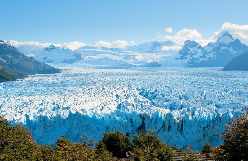 Glacier de Perito Moreno, Patagonia, Argentine photographie stock libre de droits
