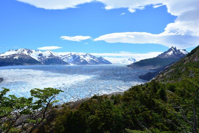 Download Glacier Gris à L'intérieur Du Parc National De Torres Del Paine, Chili Image stock - Image du chile, normal: 87701991