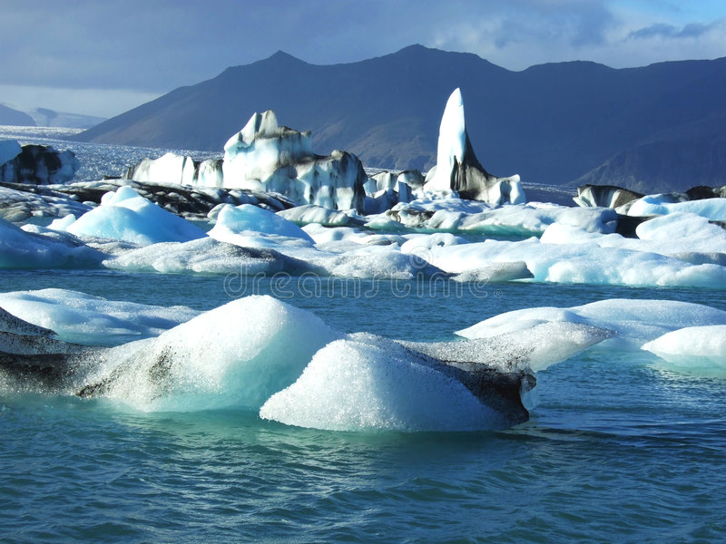 Download Glacier in Iceland stock photo. Image of nature, environment - 3304570