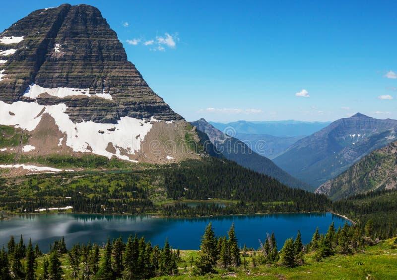 Glacier National Park royalty free stock photos