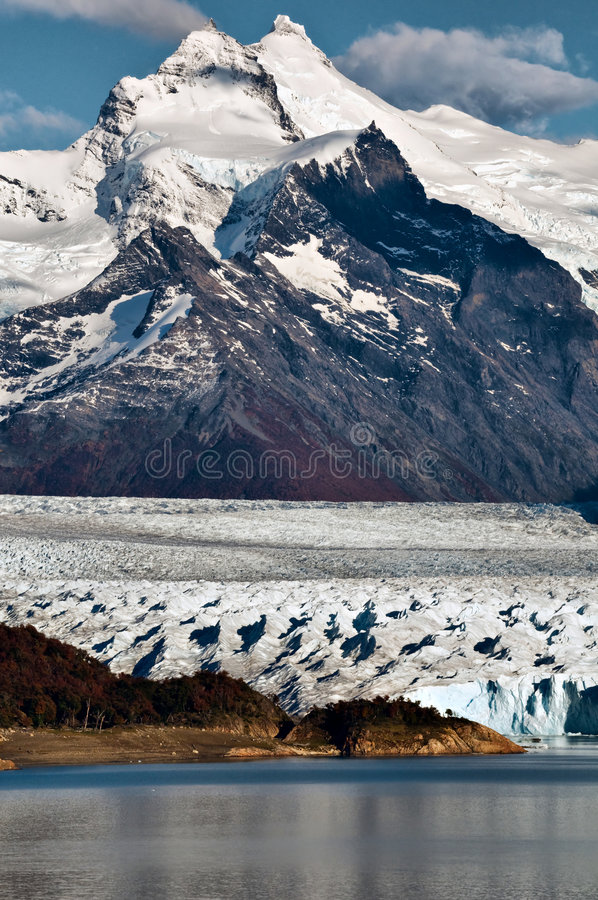 Download Glacier Perito Moreno stock photo. Image of hiking, expedition - 9195150