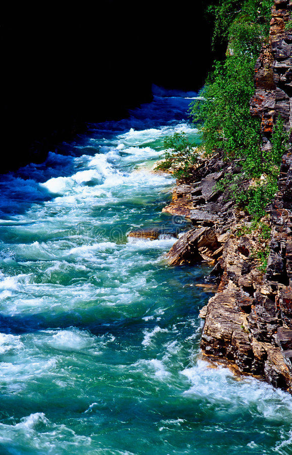 Free Glacier River Royalty Free Stock Photo - 4809075