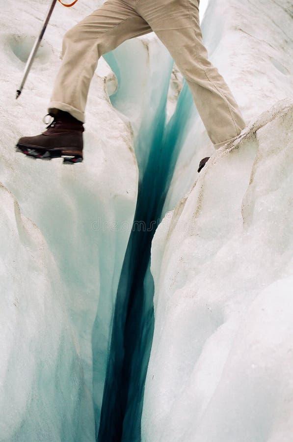 Glacier Walk stock photos