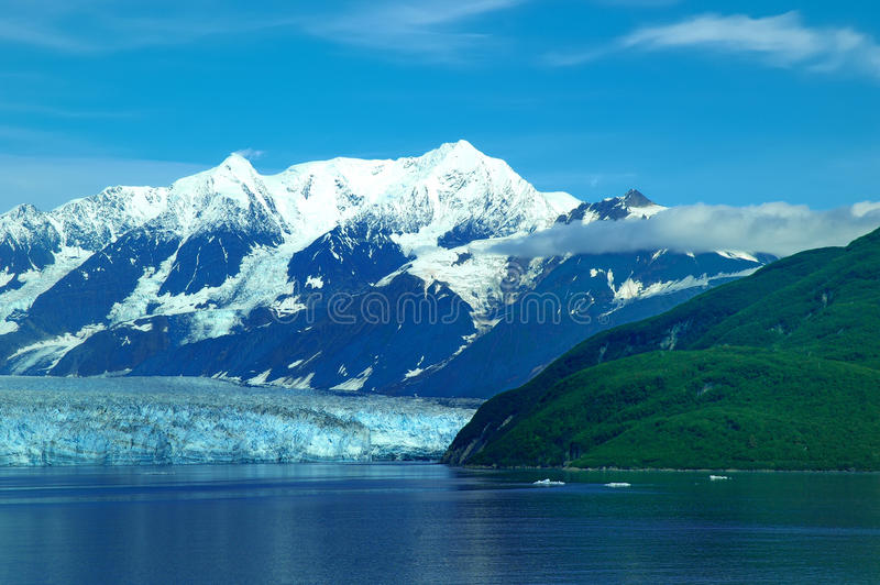Glaciers image libre de droits