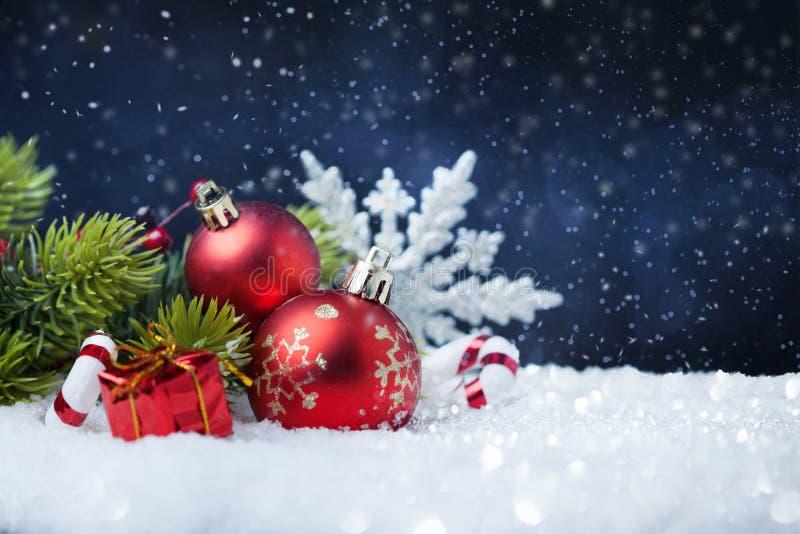Glad jul och kort för lyckligt nytt år royaltyfri foto