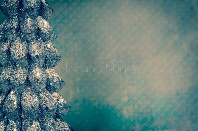 glad tree för jul arkivfoton