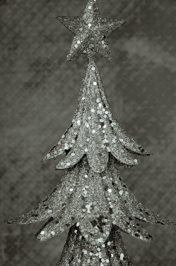 glad tree för jul royaltyfri fotografi