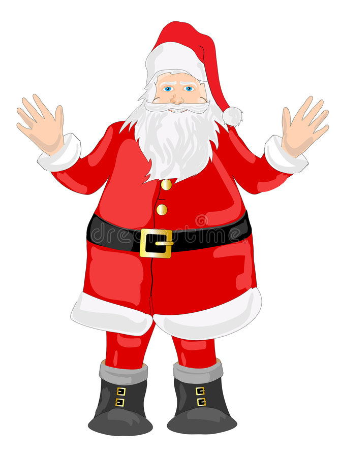 glad vektor för jul royaltyfria foton