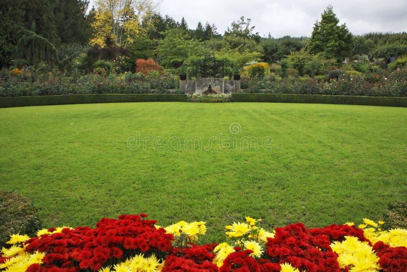 glade сада Канады butchard рисуночный стоковая фотография rf