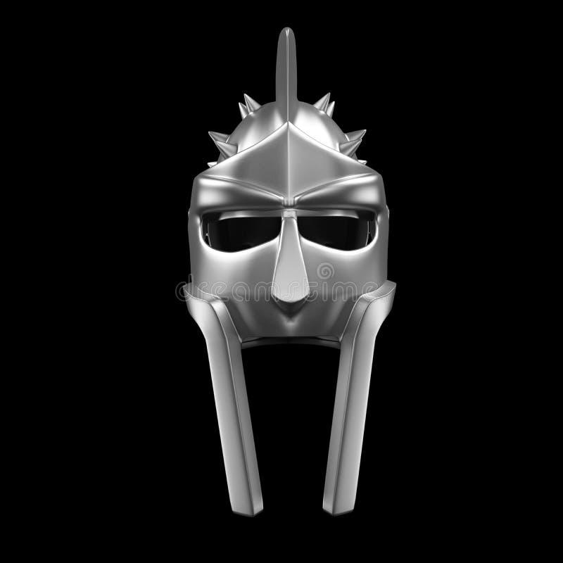 Gladiator κράνος ελεύθερη απεικόνιση δικαιώματος