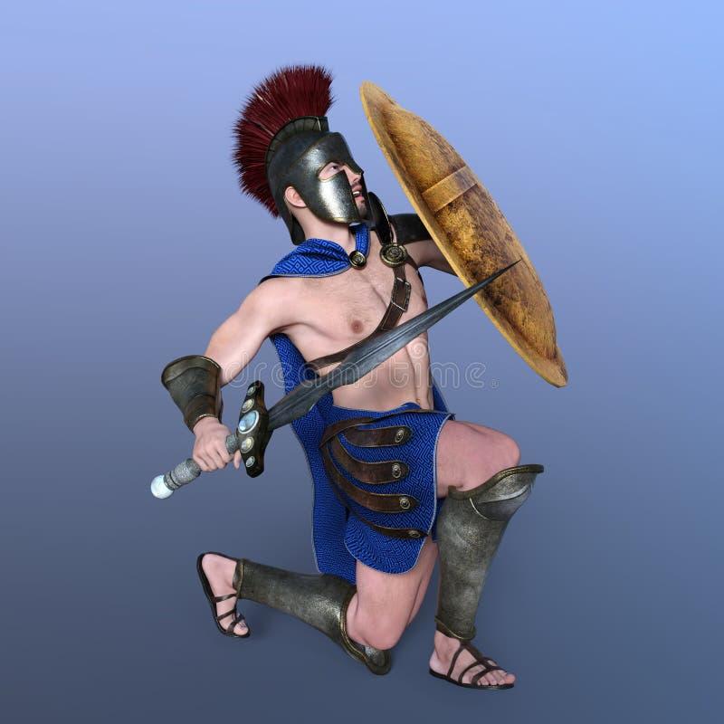 gladiator ελεύθερη απεικόνιση δικαιώματος