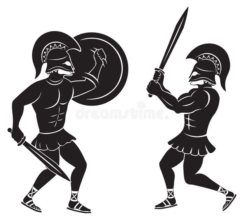 gladiators ελεύθερη απεικόνιση δικαιώματος