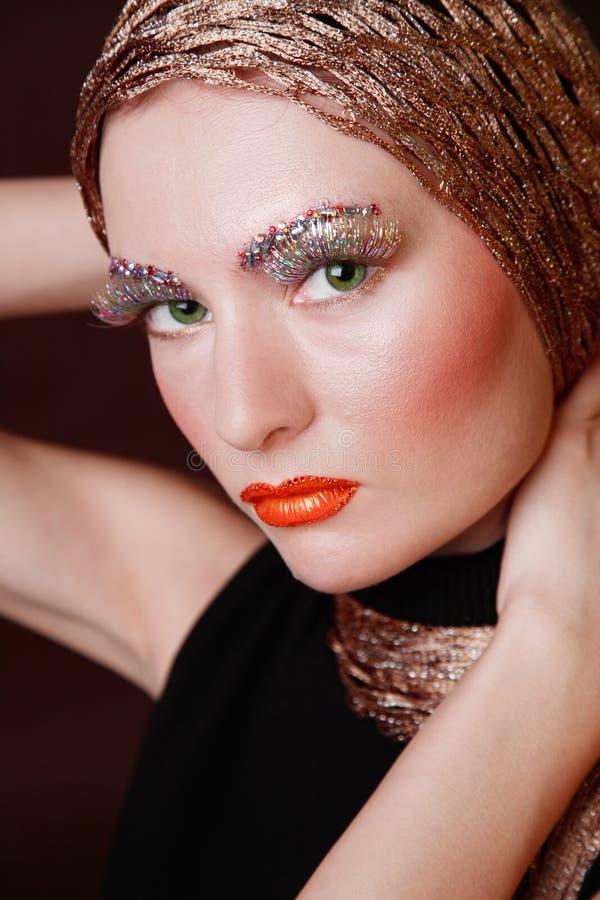 Glam della discoteca fotografia stock