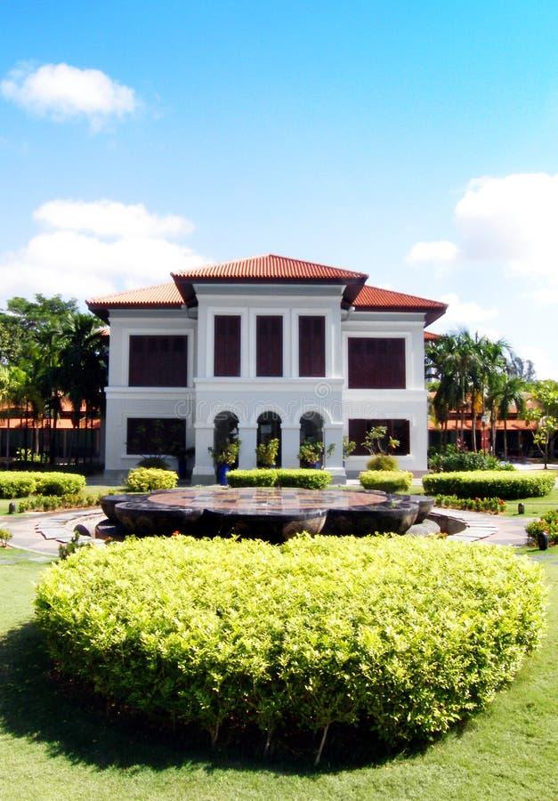 glam istana kampong στοκ φωτογραφίες
