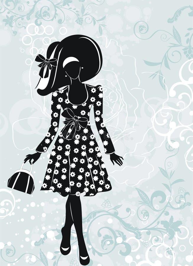glamor девушки бесплатная иллюстрация