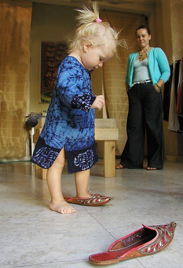 Glamor en una edad temprana