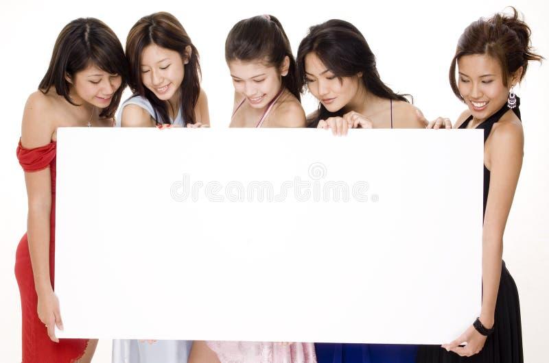 Glamorous Sign #2 royalty free stock image