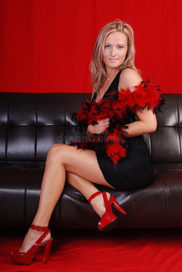 Download Glamorous woman stock photo. Image of feminine, adult - 7530190