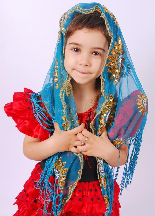 Glamour Girl Stock Photography