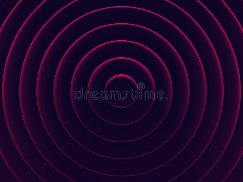 Glamour pink radial abstract background vector illustration