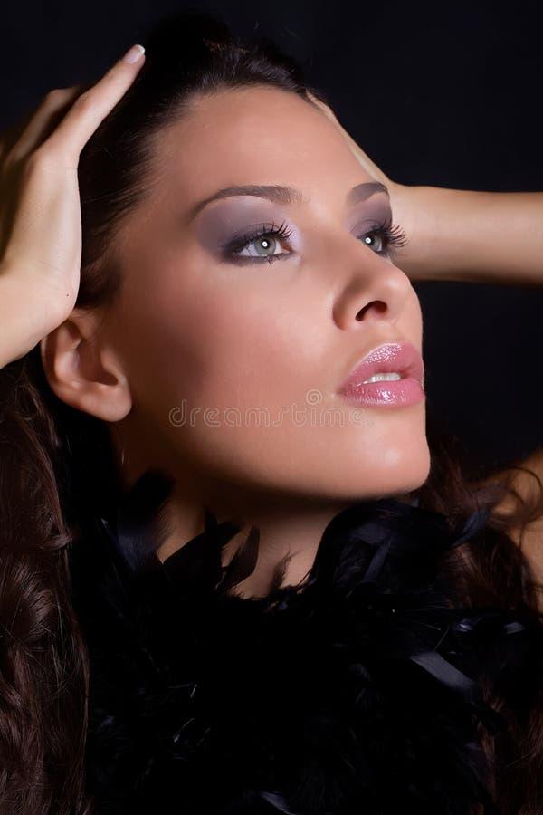 Glamour Portrait Royalty Free Stock Photo