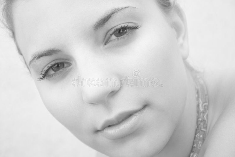 Glamour Woman royalty free stock photo
