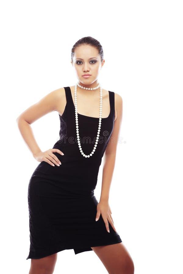 Glamourous fashion stock images