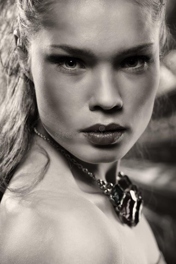 Download Glamourous Fashion Portrait Stock Image - Image: 17042715