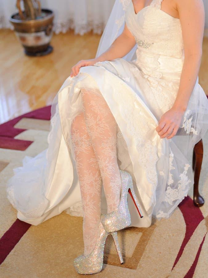 Download Glamourous panna młoda zdjęcie stock. Obraz złożonej z moda - 42526004