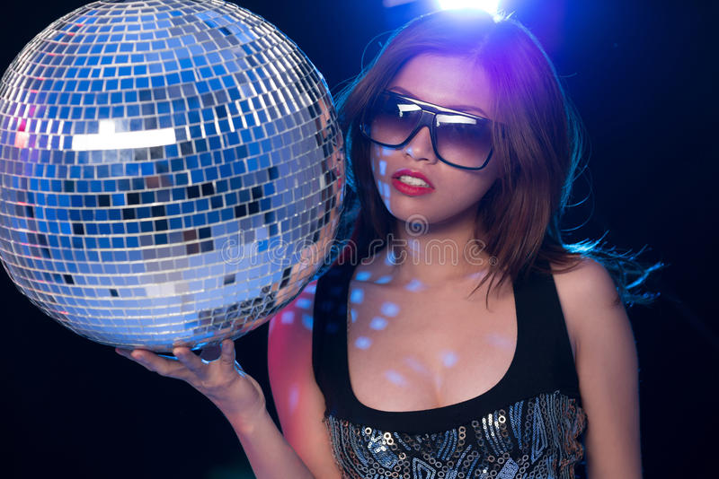 Glamourparti Fotografering för Bildbyråer