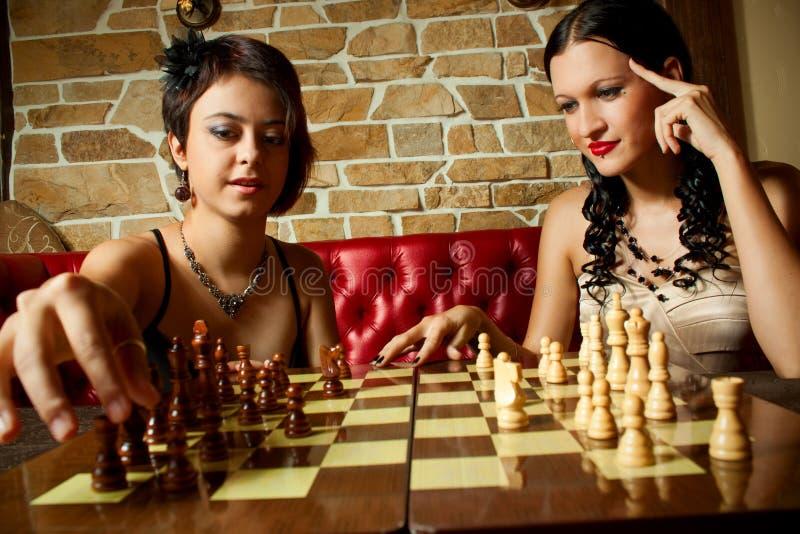Glamourschack royaltyfri fotografi