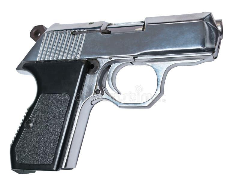 Download Glance Pistol Royalty Free Stock Image - Image: 21994806