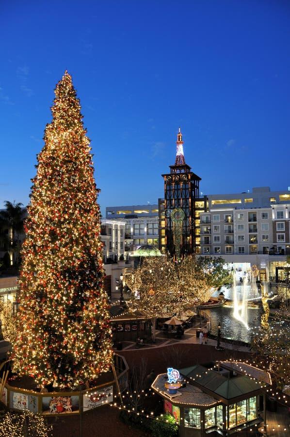 Glandale Galleria Λος Άντζελες στοκ εικόνα
