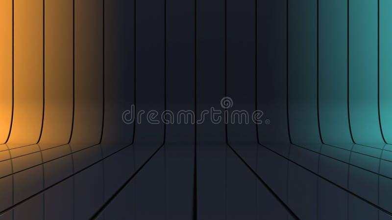 glansig bakgrund vektor illustrationer