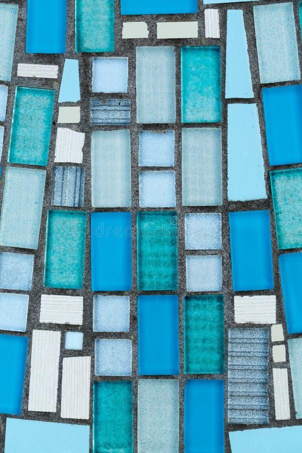 Glansig mosaik arkivfoto