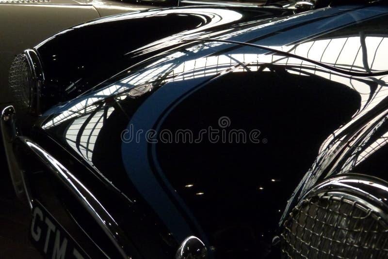 Glanzende auto royalty-vrije stock foto