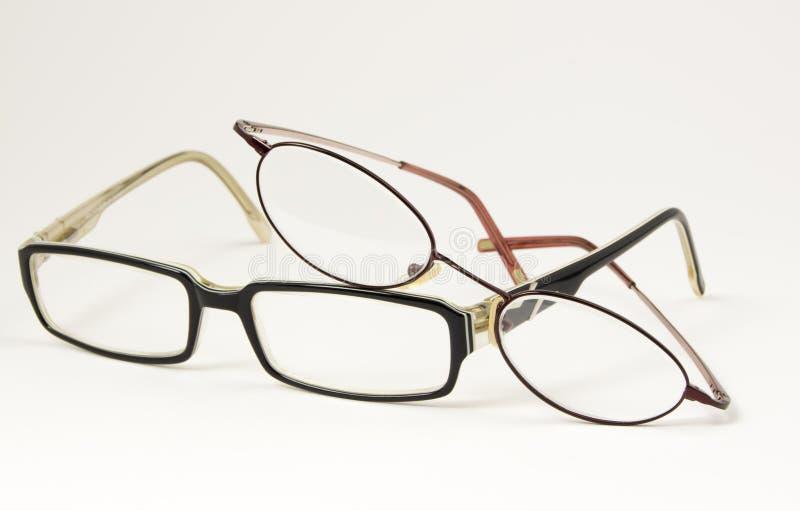 glasögon två royaltyfri foto