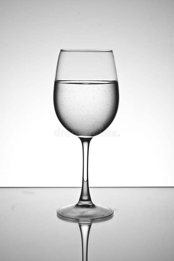 Glas stock illustratie