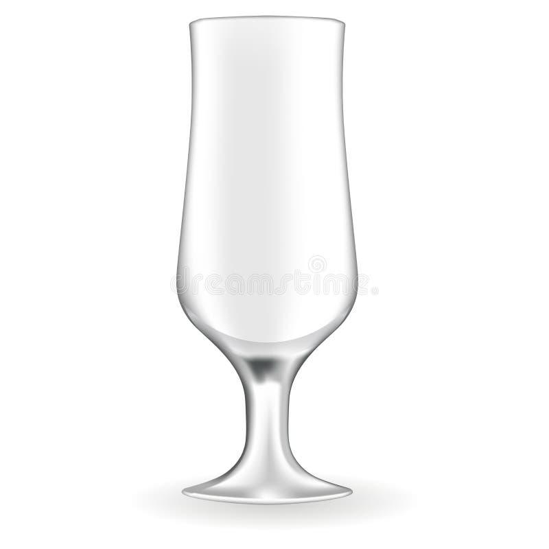 Glas Bier lizenzfreie abbildung