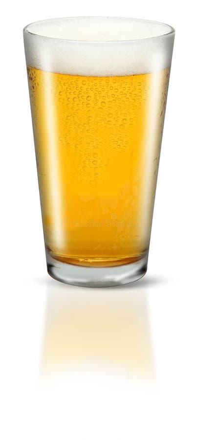 Glas Lager lizenzfreie stockbilder
