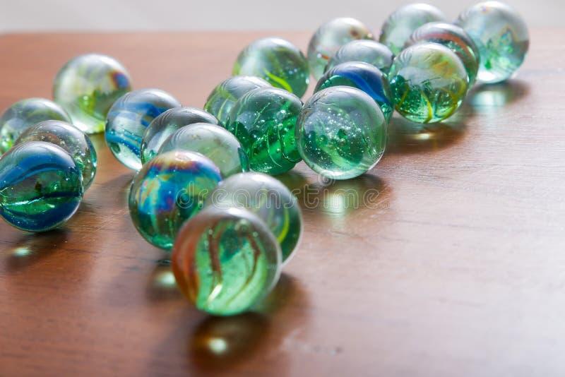 Download Glas marmeren ballen stock foto. Afbeelding bestaande uit decoratie - 54075762