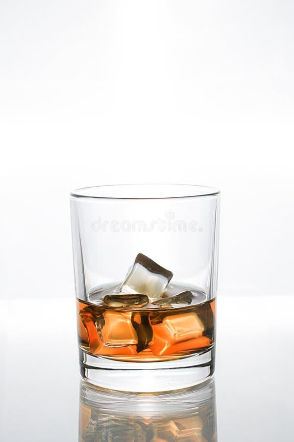 Glas Schotse whisky stock afbeeldingen