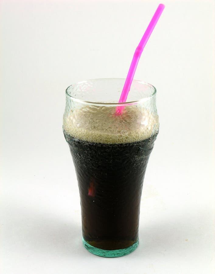 Glas Soda stockbilder