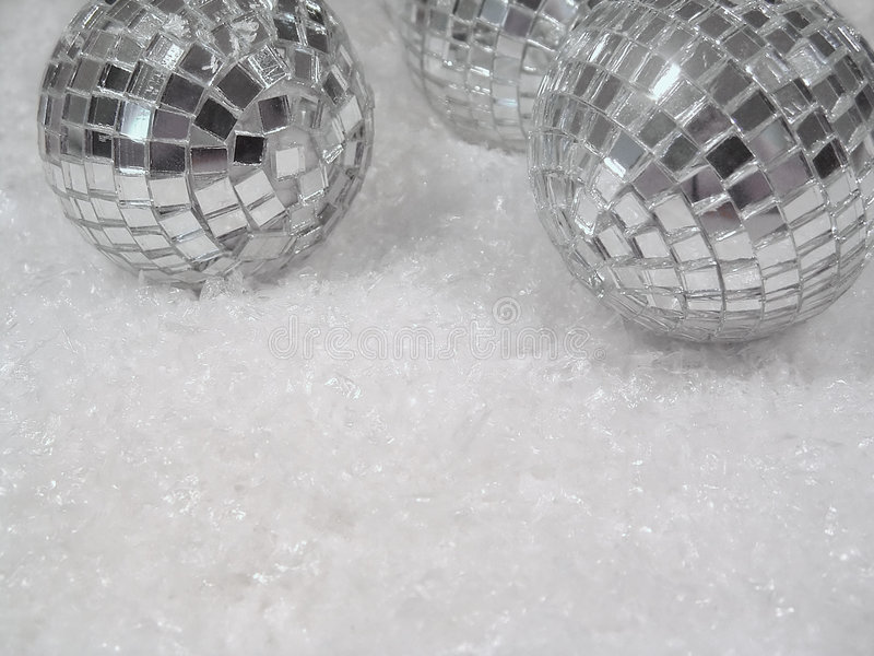 Glas und Eis stockfotografie