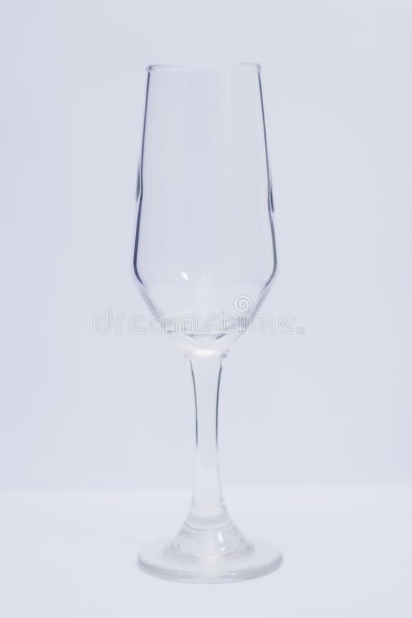 Glas van de drank van de wijnalcohol royalty-vrije stock afbeeldingen