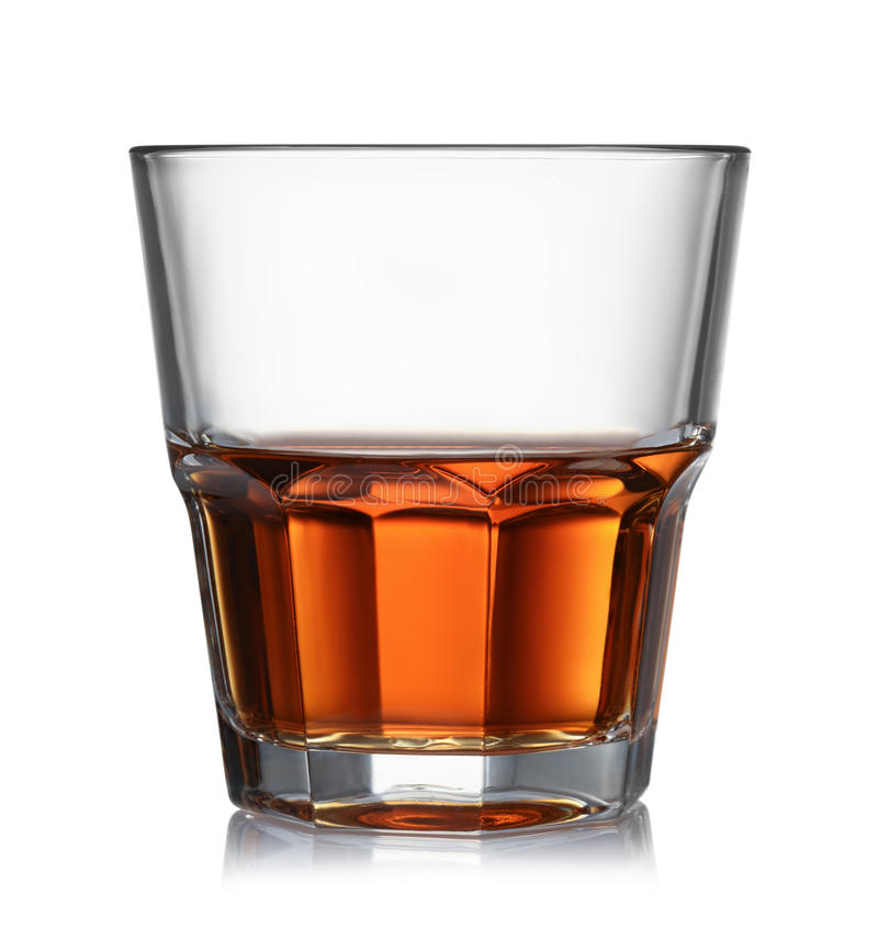 Download Glas Whisky stockbild. Bild von alkohol, golden, getrennt - 90231157